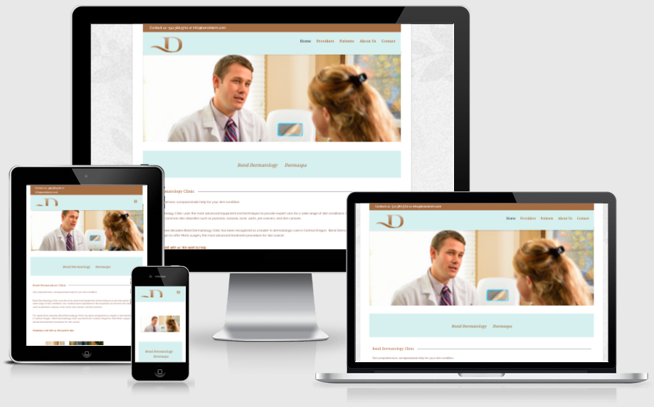 Bend Dermatology Clinic, a case study